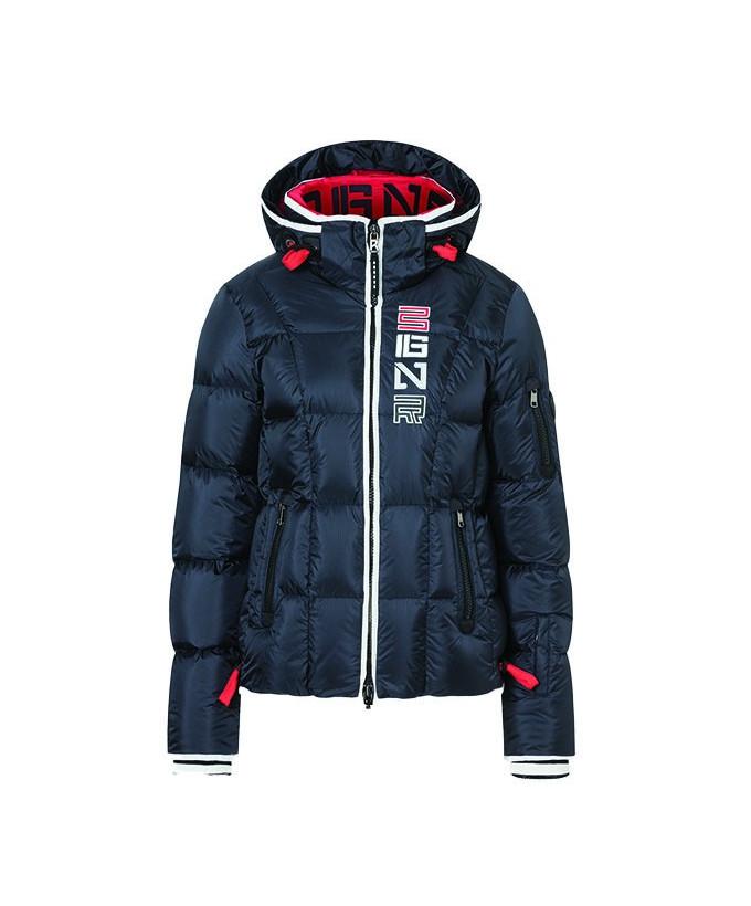Giana women's ski jacket & Fur