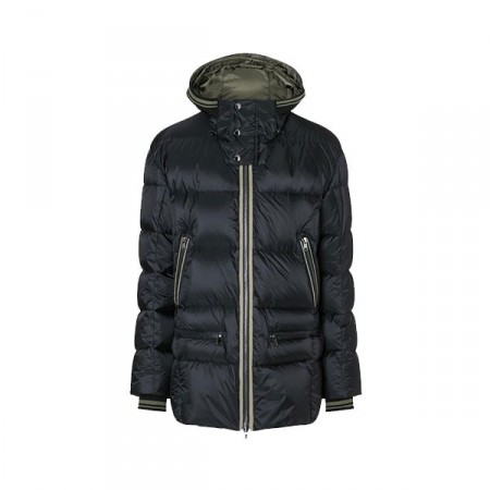 Puffy men's ski jacket