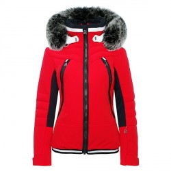 veste ski femme avec ceinture
