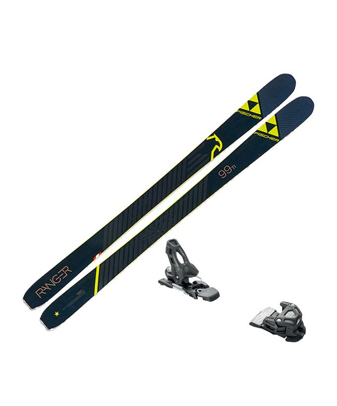 Skis Ranger 99 Ti + Attack 11 AT