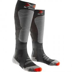 Chaussettes de ski homme Merino & soie