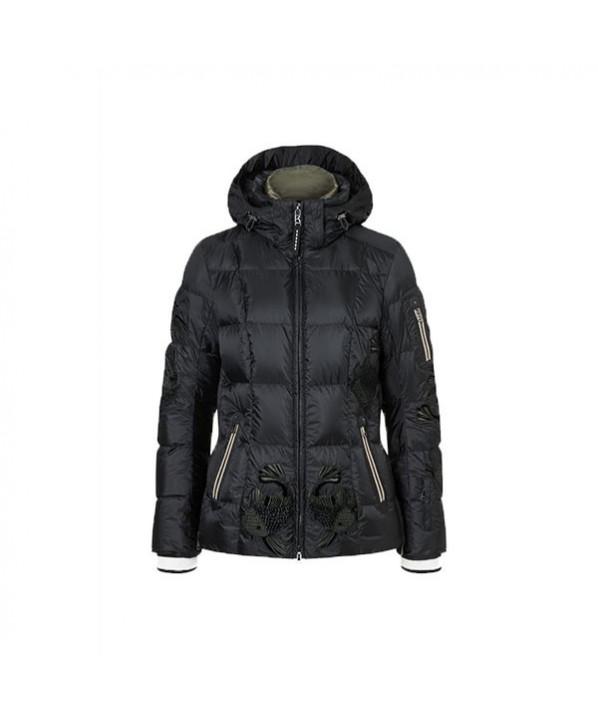 Geneve women's ski jacket & Fur