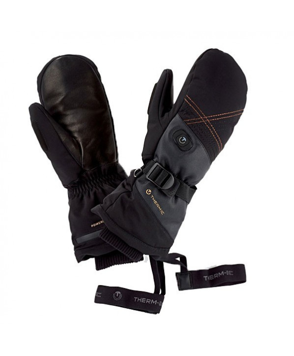 Moufles de ski chauffantes Therm-ic femme