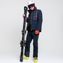 Luis Trenker Cole men's ski suit