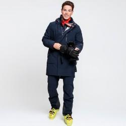 Luis Trenker Xander men's ski suit