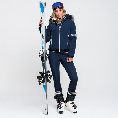 Toni Sailer Antonia Fur women's ski suit