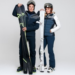 Capranea Cloud women's ski suit