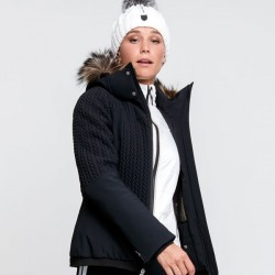 Postcard Crows women's ski suit