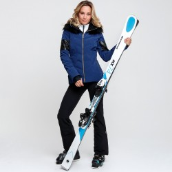 Lacroix Crystal women's ski suit