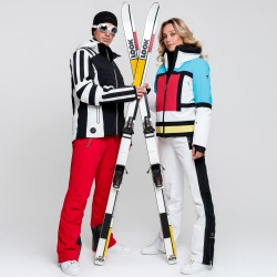Kaleo & Ismail ski suit