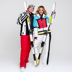 Ensembles de ski Kaleo et Ismail