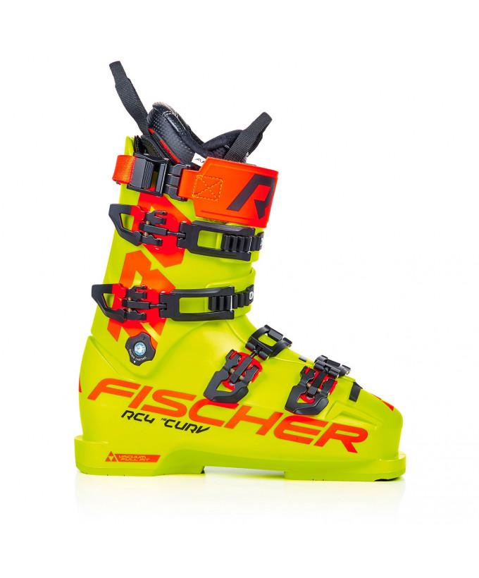 Chaussures de ski sur mesure RC4 the curv 130