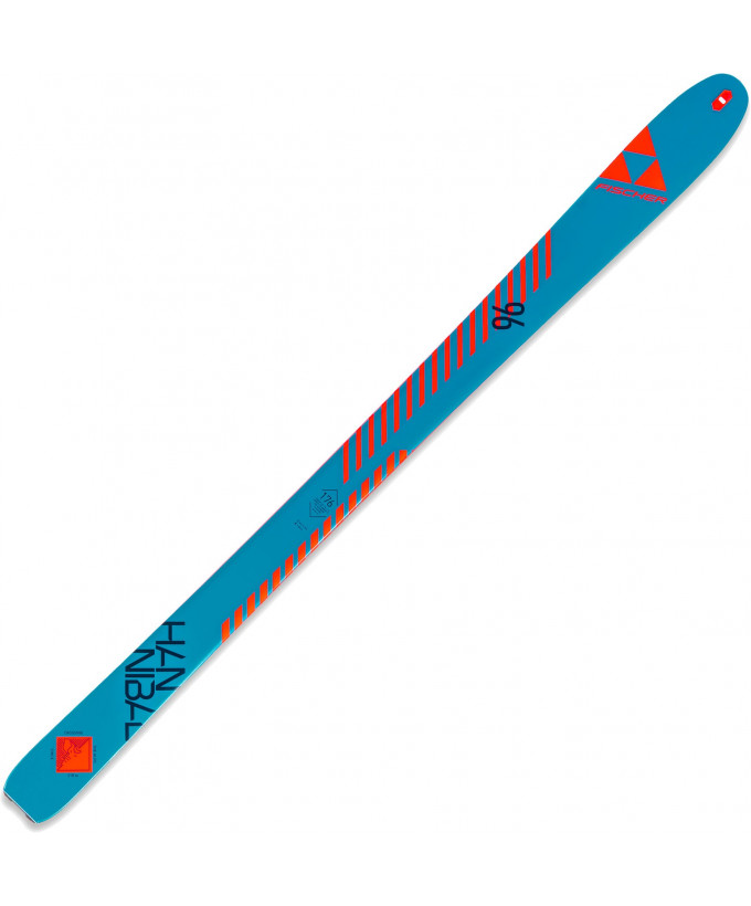Ski de randonnée Hannibal 96 Carbon + Tour classic ST 92