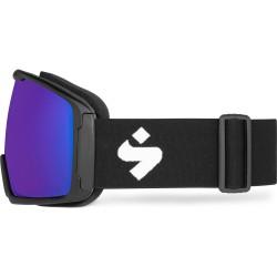 Masque de ski Clockwork + visiere RIG