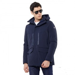 Parka duvet homme District