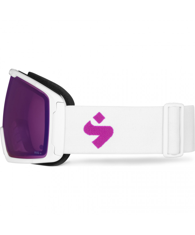 Masque de ski Clockwork WC + visiere rose