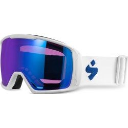 Masque de ski Clockwork WC + visiere bleu